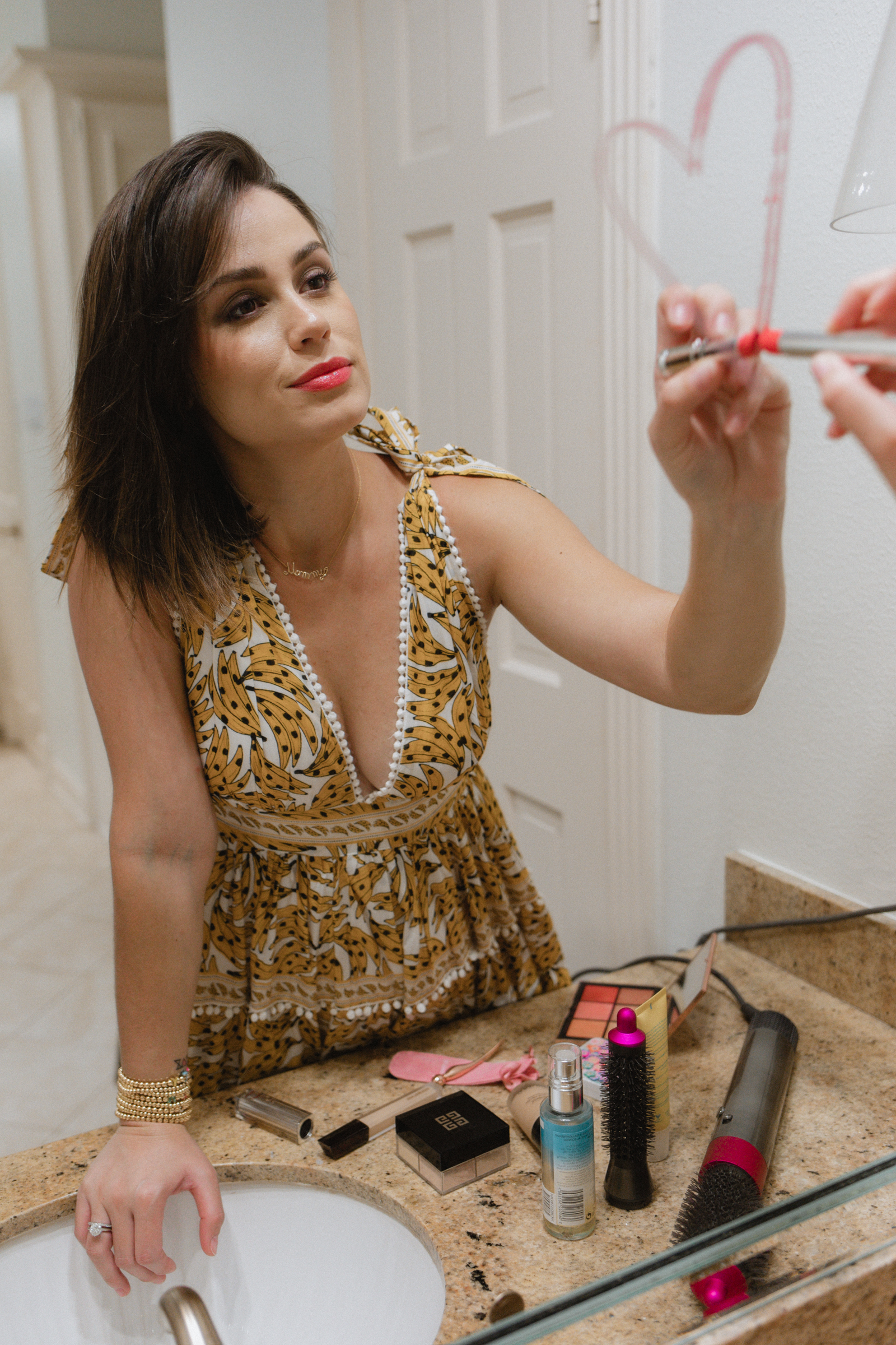 Elly Brown shares her favorite Summer beauty products from Nordstrom including the DIOR lipstick